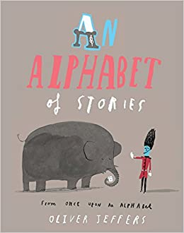 Image result for an alphabet of stories