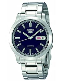 Seiko Men's SNK793 Automatic-Self-Wind Blue Dial Watch