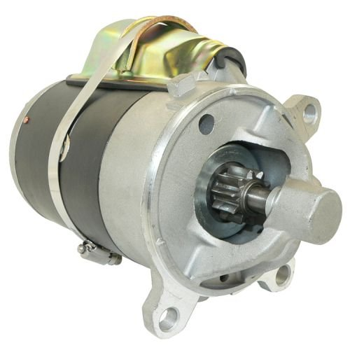 DB Electrical SFD0064 New Starter For Crusader Inboard & Sterndrive Various Models, Ford Engine Marine, Omc 2.3 2.3L 87 88 89 90 1987 1988 1989 1990 984628, Lester 3183 10040 70116 4-5917 410-14079