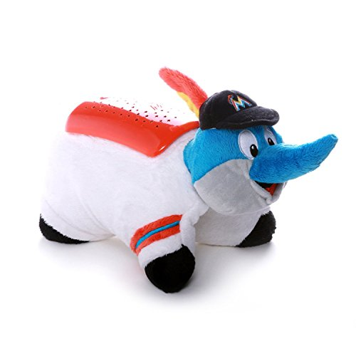 MLB Miami Marlins Dream Lite Pillow Pet