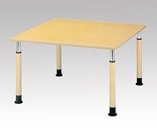 8-2440-01昇降式テーブル(角型/1200×1200×595~795mm) B07BDNWX21