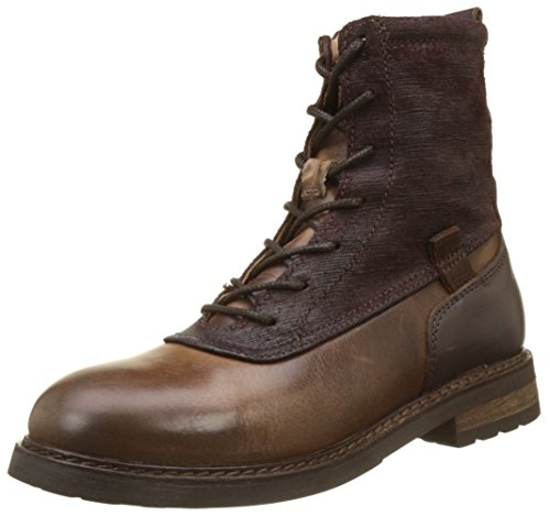 PLDM Brown Femme Dark Mex Palladium Marron by Bunlap Classiques Bottines 6q6r1O