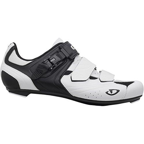 Giro Mens Apeckx Chaussures Blanc / Noir