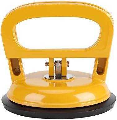 Qiilu 吸着盤 ハンド吸着盤 へこみ修復 サクションカップ 荷物 運搬 シングル 水平50kg 垂直35kg
