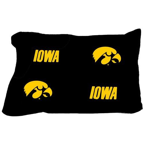 College Covers Iowa Hawkeyes Printed Pillow Sham