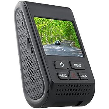 Spy Tec A119 Version 2 Car Dash 60 FPS 1440p Camera G Sensor Wide Angle Lens and Low Light Recording