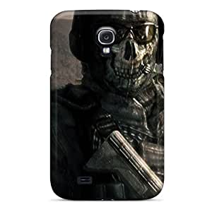 New Cute Funny Ghost Case Cover/ Galaxy S4 Case Cover