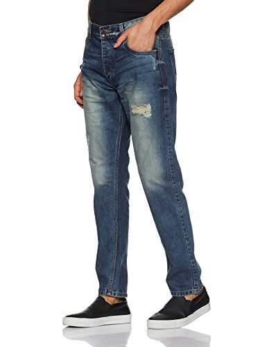 Jack & Jones Men's Carrot Fit Jeans