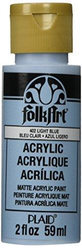 FolkArt Acrylic Paint (2 Ounce), 402 Light -