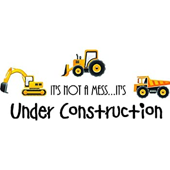 It 39 s not a mess it 39 s under construction 3 for Home construction quotes