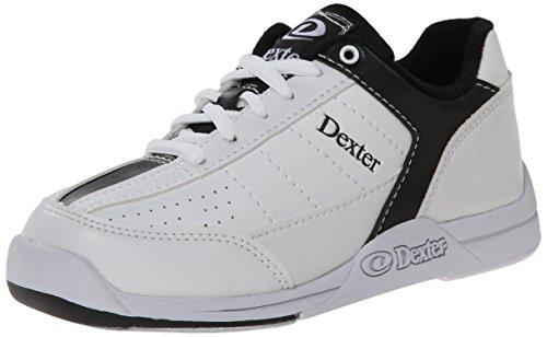 Herren Bowlingschuhe Dexter Ricky III weiß/schwarz