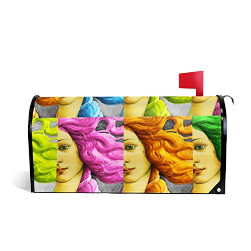 Mailbox Covers Standard Size Magnetic Mail Cover Sassy Siren Wraps Letter Post Box Cover 21