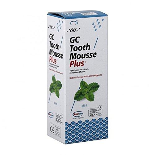 Gc Recadent Tooth Mousse Plus (Mint Flavor) 40G