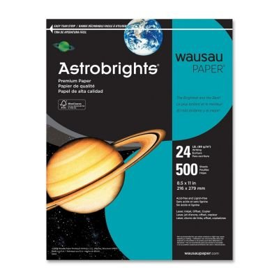 Wausau Paper Astrobrights Colored Paper by Wausau