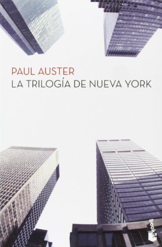 La trilogia de Nueva York / The New York Trilogy (Spanish Edition)