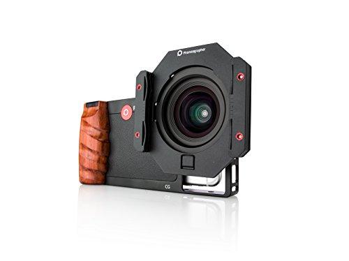 CGB Pro Case/Filter/3 Lens Kit - Black by Phoneographer (Image #2)