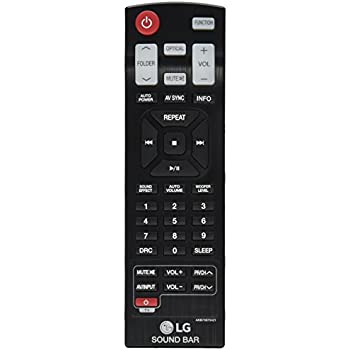 LG AKB73575421 Remote