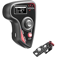 MOZA Air AirCross Multiple-Functional Wireless Thumb Controller with OLED Display Screen + Accessory Mount Support Cameras Start/Stop Recording Function, Focus and Moza Air Gimbal Movement Directions