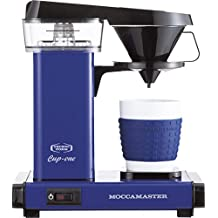 MOCCAMASTER coffee maker cup one KB-300-RB(Royal Blue)