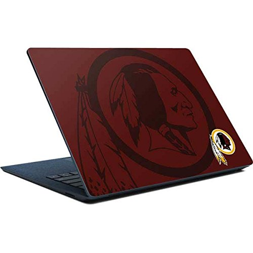 Skinit Washington Redskins Double Vision Surface Laptop Skin - Officially Licensed NFL Laptop Decal - Ultra Thin, Lightweight Vinyl Decal Protection