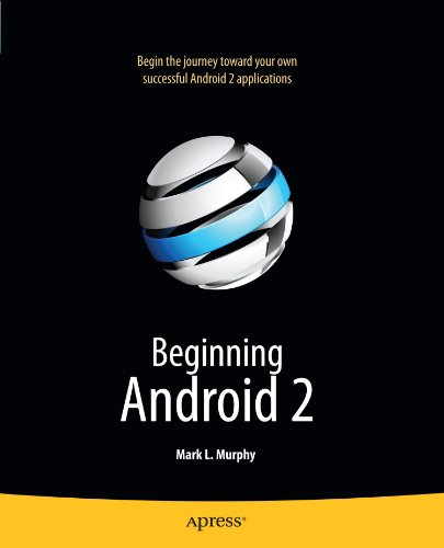 Beginning Android 2 Front Cover