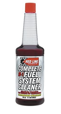 Red Line 60103-4PK Complete SI-1 Fuel System Cleaner - 15 Ounce, (Pack of 4) - 1977 77 Ford Econoline Van