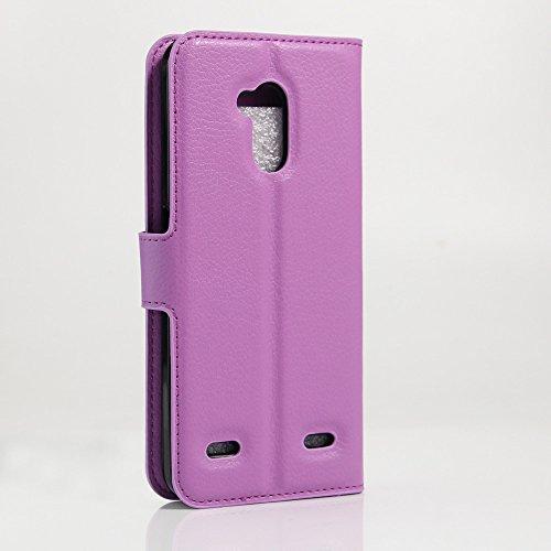 Funda ZTE Blade A2,Manyip Caja del teléfono del cuero,Protector de Pantalla de Slim Case Estilo Billetera con Ranuras para Tarjetas, Soporte Plegable, Cierre Magnético I