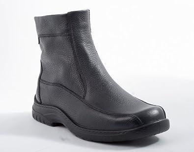 Jomos Winterstiefel Herren Stiefel in schwarz aus