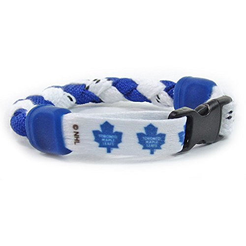 Swannys NHL Bracelet (Toronto Maple Leafs, (Toronto Maple Leafs Bracelets)