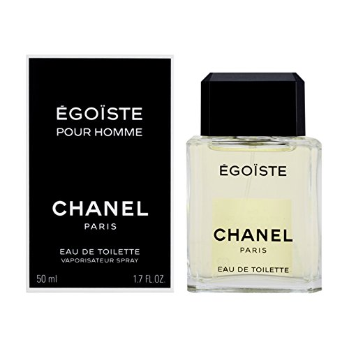 CHANEL Egoiste Eau De Toilettes Spray, 1.7 Ounce -
