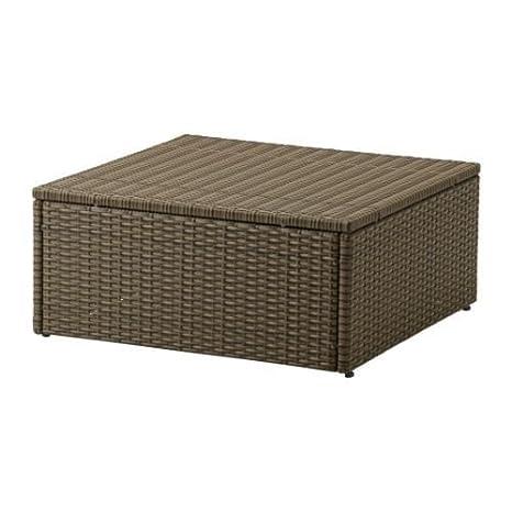 ARHOLMA - Tabla/taburete, exteriores, color marrón: IKEA of ...