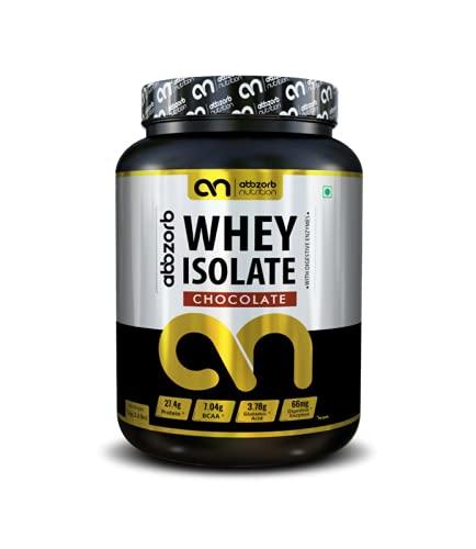 Abbzorb Nutrition Whey Isolate