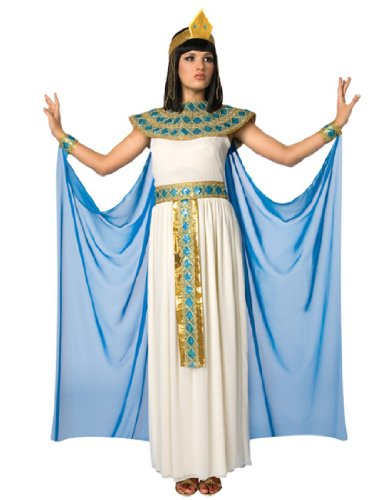 Cleopatra Adult Costume (Womens Small) (Egyptian Women Costume)