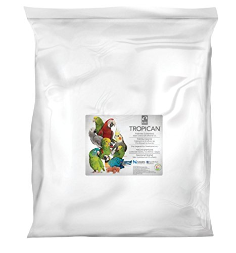 Tropican Lifetime Maintenance Parrot Granules, 33 lbs., paper bag by Hari