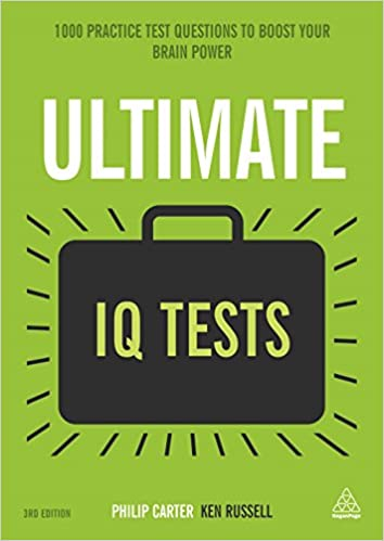amazon ultimate iq tests 1 000 practice test questions to boost