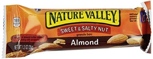 Sweet & Salty Almond Granola Bars- 30CT-1.2oz (Sweet Salty Granola)