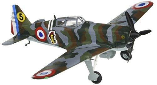 Easy Model 1:72 - MS.406 - n°795 (L-824) GC III/6. 6 Escadrille - EM36327