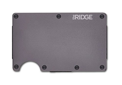 Ridge Wallet Aluminum Money Clip product image