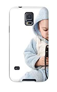 morgan oathout's Shop 7851761K85921410 New Snap-on Skin Case Cover Compatible With Galaxy S5- Cute Baby Boy Mobile