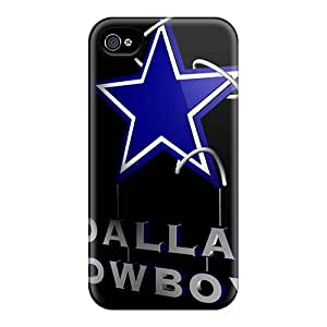 Flexible Tpu Back Cases Covers For Iphone 6 Plus - Dallas Cowboys