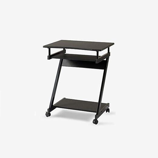 A-Fort Table Mini Personalidad con Mesa de Ruedas, Escritorio ...