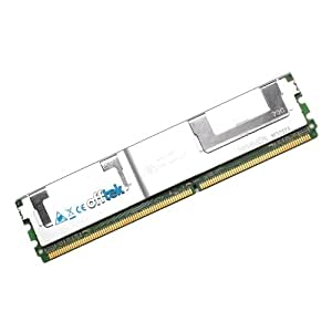 Memoria RAM de 8GB Kit (2x4GB Modules) para IBM-Lenovo ThinkServer TD100 (6419-xxx) (DDR2-5300 - ECC