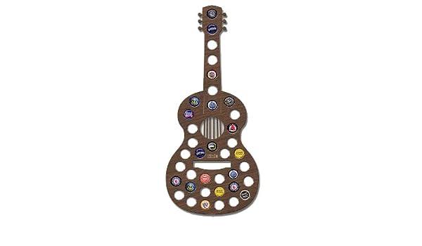Guitarra cerveza Cap mapa Funny guita Regalos Regalos de Navidad ...