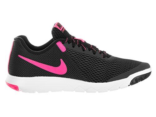 Nike Frauen Flex Experience RN 5 Laufschuh Gym Red / Obsidian-weiß