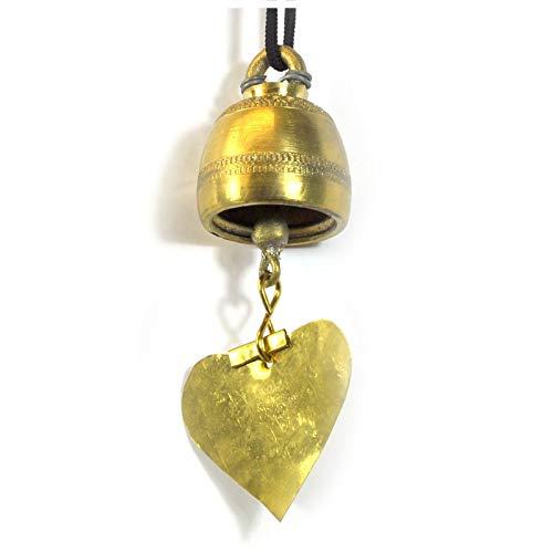Wilai Gmbh Cloche De Temple En Metal Clochette O 40 Mm
