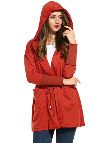 Versatile Cold Weather Coat - 8