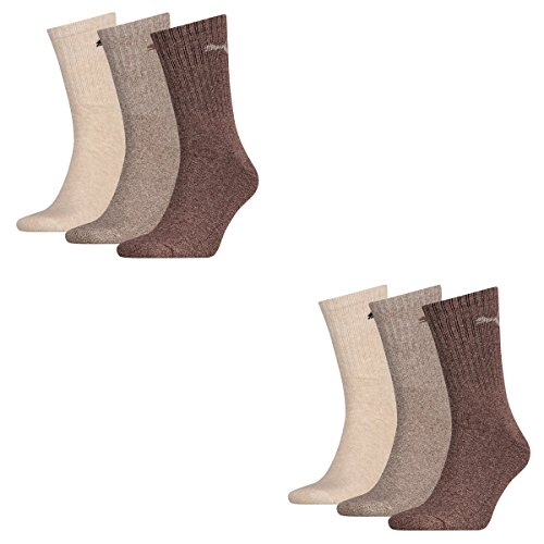 49 safar Sport Chocolate Socks Unisex walnut Tennis 717 35 6 Puma Gr Pair 0H7ffp