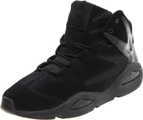 Reebok Mens Blast Lace-Up Fashion Sneaker Black/Pure Silver nvouzi2