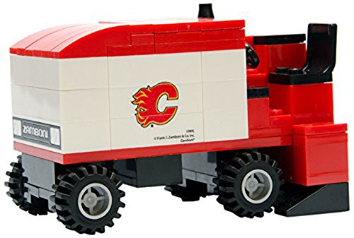 fan products of OYO Sports NHL Buildable Zamboni Calgary Flames