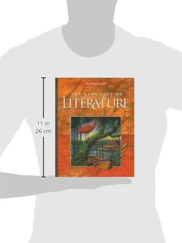 McDougal Littell Language of Literature: Student Edition Grade 9 2006 by MCDOUGAL LITTEL